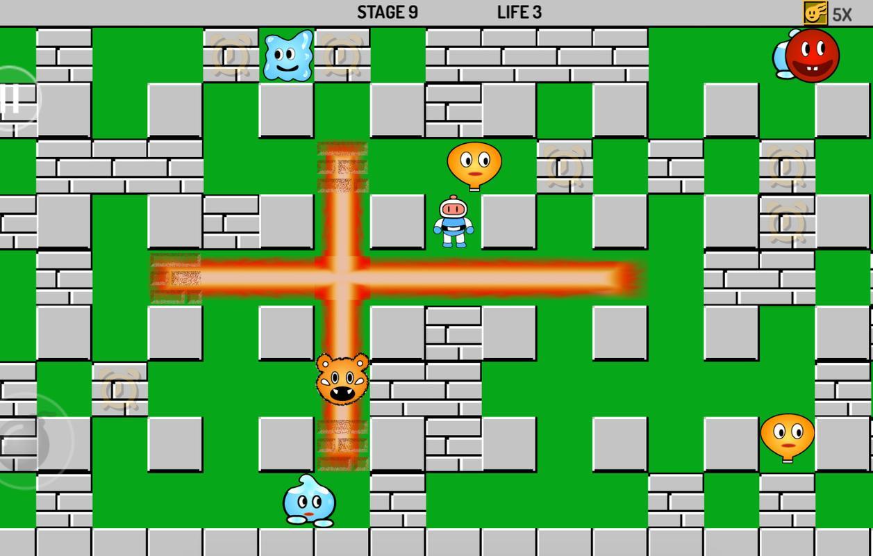 Bomberman Spielaffe