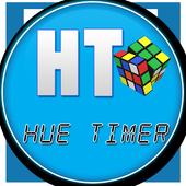 hueTimer - Speedcubing Timer icon