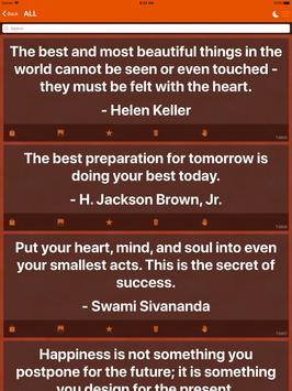 Inspirational Quotes & Daily Quotes screenshot 11