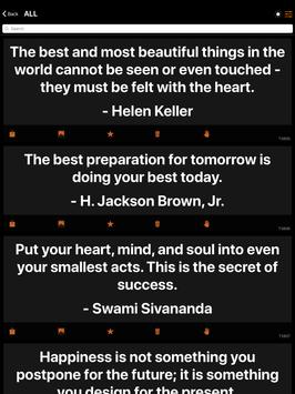 Inspirational Quotes & Daily Quotes screenshot 12