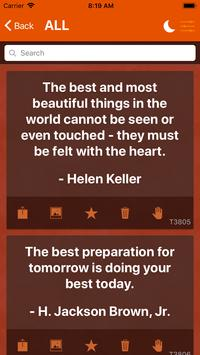 Inspirational Quotes & Daily Quotes screenshot 1