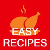 Easy Recipes - Offline Simple Easy Recipes icon