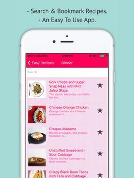 Easy Recipes - Offline Simple Easy Recipes screenshot 4