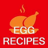 Egg Recipes - Offline Recipe of Egg icon
