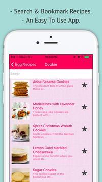 Egg Recipes - Offline Recipe of Egg screenshot 1