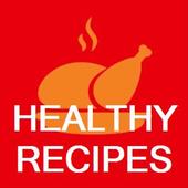Healthy Recipes - Offline Best Healthy Recipes icon
