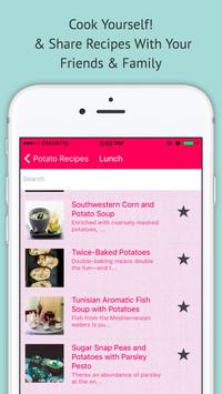 Potato Recipes - Offline Easy Potato Recipes screenshot 2