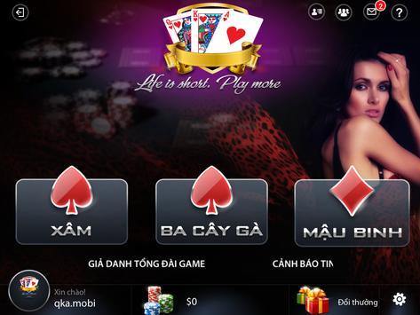 Game Bai QKA B52 Game Bài apk screenshot