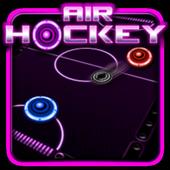 Glow Air Hockey: Classic icon