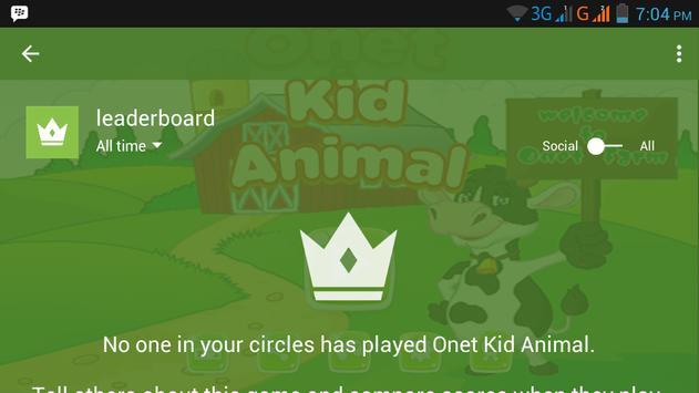 Onet Animal 2017 screenshot 3