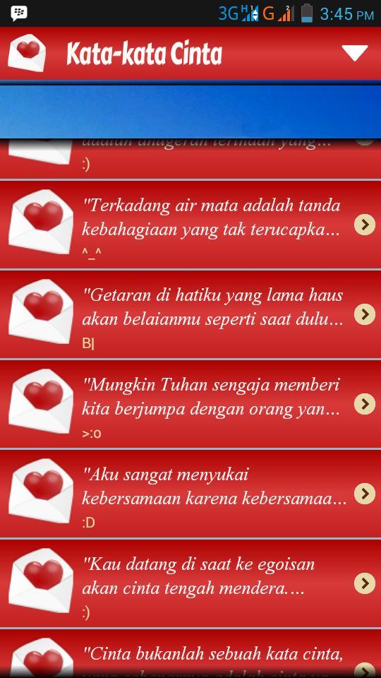 Surat Cinta Puitis Romantis For Android Apk Download