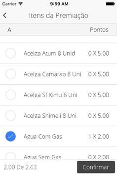 Bônus Fidelidade. screenshot 4