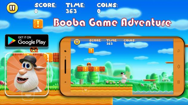 Booba Game Adventure poster