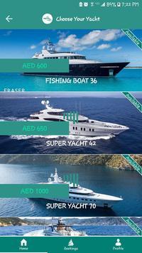 Book Dubai Yachts screenshot 6