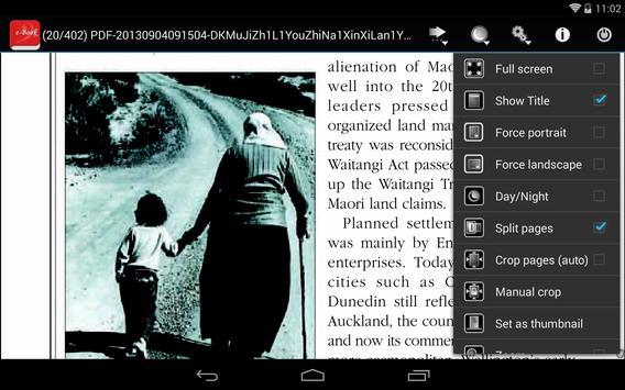 EBook Reader & PDF Reader apk screenshot
