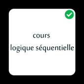 cours logique séquentielle icon