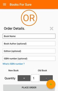 BooksForSure apk screenshot