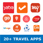 goibibo, Clear trip, Ixigo - All in One Travel app for Android - APK