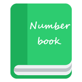 Number Book & Caller Searcher icon