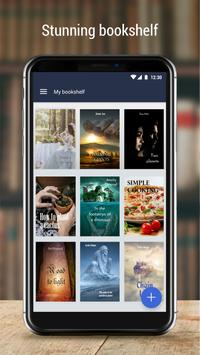 Book reader - ebook app screenshot 10