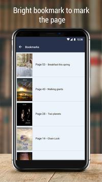 Book reader - ebook app screenshot 11