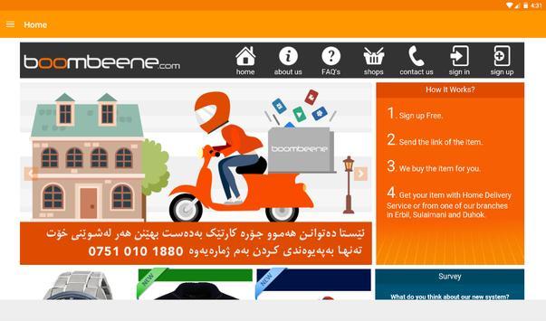 BoomBeene poster