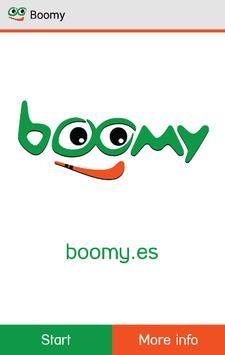 Boomy poster