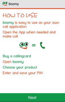 Boomy apk screenshot