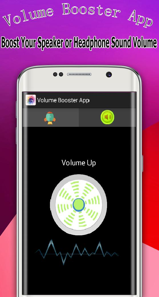 Volume Booster App for Android - APK Download