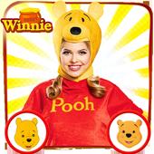 Winnie The Pooh Photo Editor icon