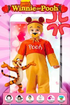 Winnie The Pooh Photo Editor screenshot 3