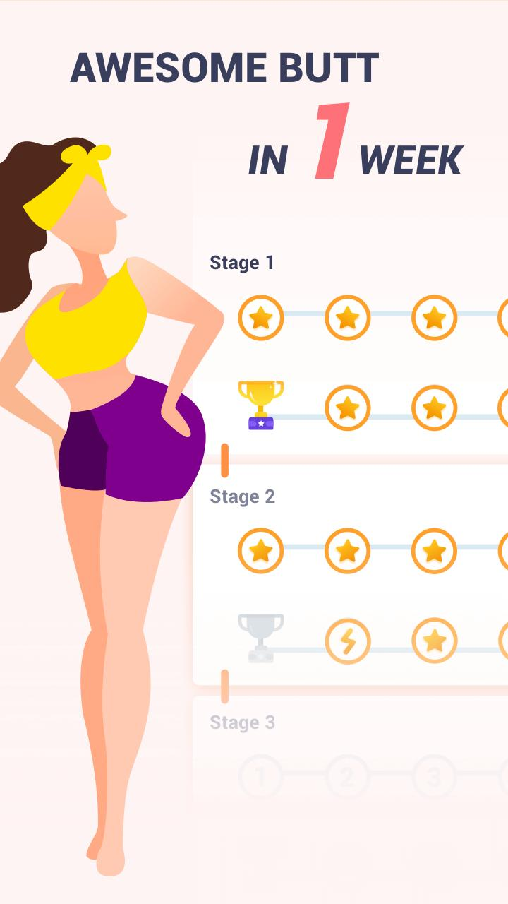 Butt Workout At Home For Android Apk Download