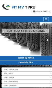 FitMyTyre poster