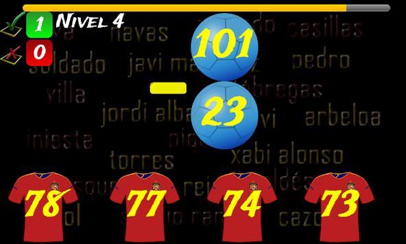 Time Table Spain Grade 4 Lite screenshot 3