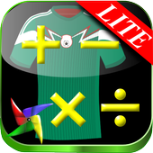 Math Game Mexico 2014 Lite icon