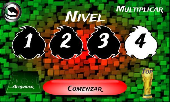Math Game Mexico 2014 Lite screenshot 7