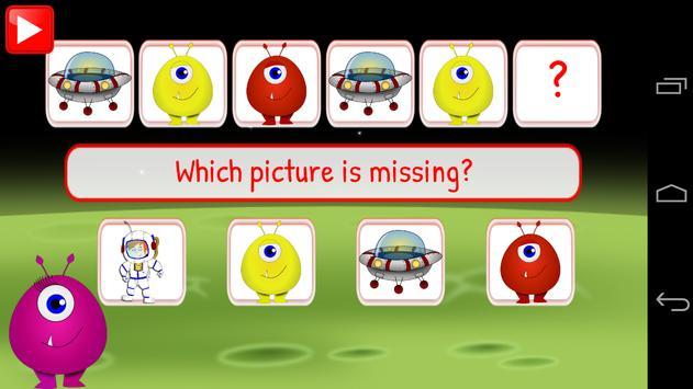Kindergarten Learning Games 2 poster