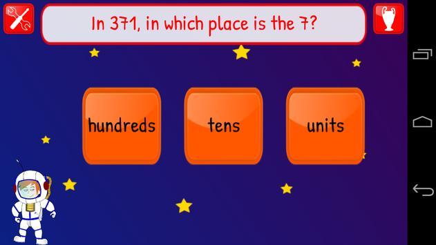 Primary School Math age 8-9 UK apk screenshot