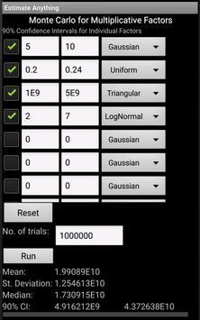 Estimate Anything screenshot 5