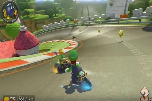 New Mario Kart 8 Tricks screenshot 2
