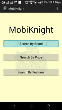 MobiKnight poster