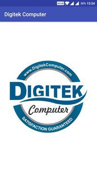Digitek Computer poster