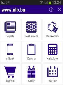 NLB Banka screenshot 1