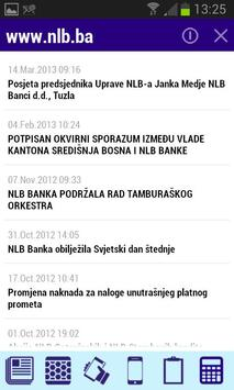 NLB Banka screenshot 2