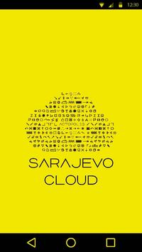 Sarajevo Cloud poster