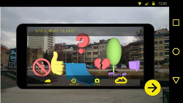 Sarajevo Cloud apk screenshot
