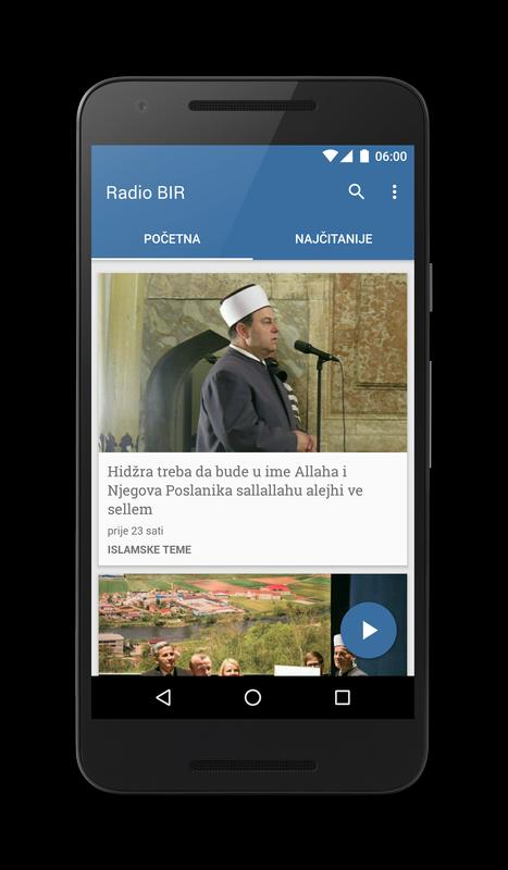 Radio bosnia for android apk download.