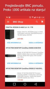 BNC Shop apk screenshot