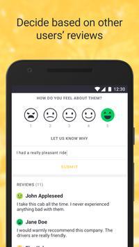 Weelz - Taxi Phonebook screenshot 2