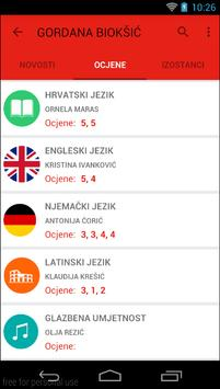 E-škola mobile app apk screenshot